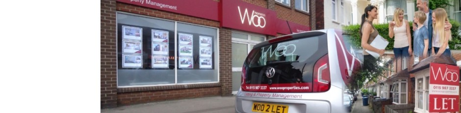 Woo Properties Office for Property Management in Nottingham