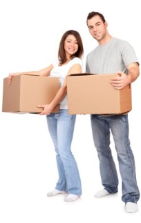 Tenants moving house renting in Nottingham